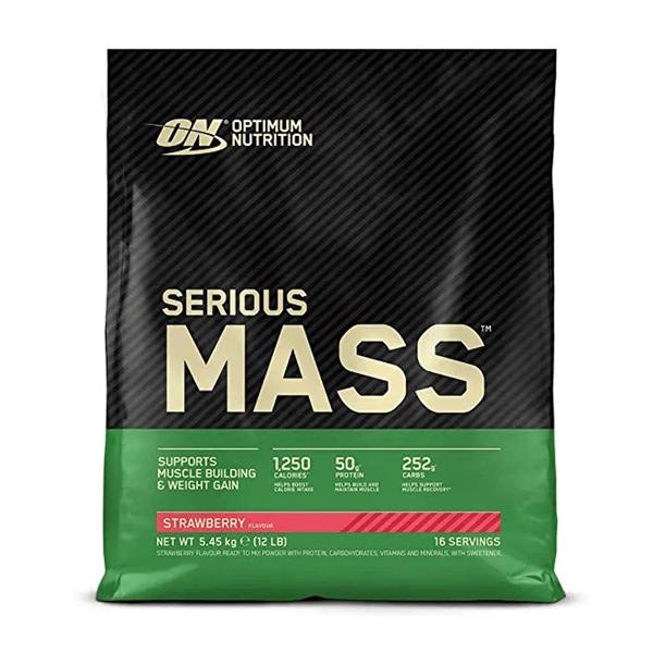 Serious Mass - 5,45Kg
