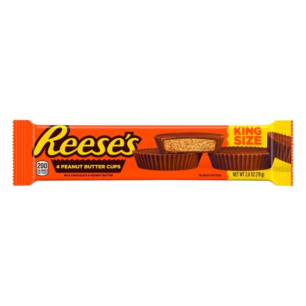 Reese's peanut butter cups king size - 79g