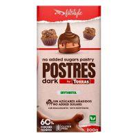 Dark chocolate for desserts - 200g
