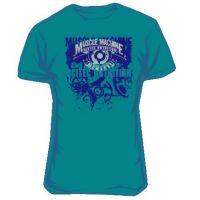 T-shirt muscle machine