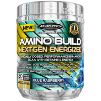 Amino build next gen energized - 280 g