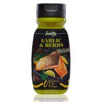 salsa garlic & herbs 305ml