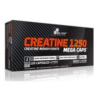 Creatine 1250 Mega Caps - 120 capsules