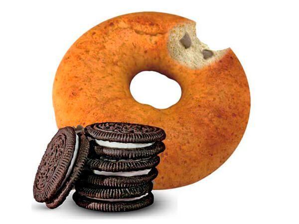 Sweetmeats and cookies