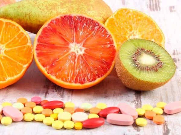 Fitness Vitamins and Minerals